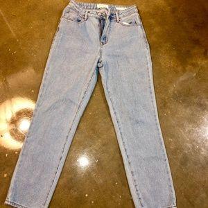 PacSun Megan Blue Mom Jeans